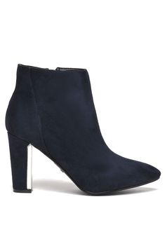 Top Secret S022471 DarkBlue Ankle Boots