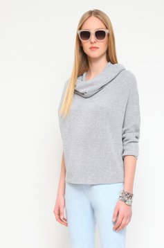 Top Secret S022546 LightGrey Sweater