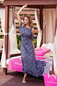 StarShinerS Resort Purple Dress