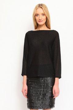 Top Secret S022598 Black Sweater