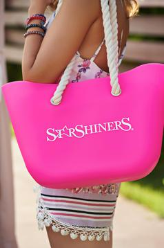 StarShinerS Lollipop Pink Beach Bag