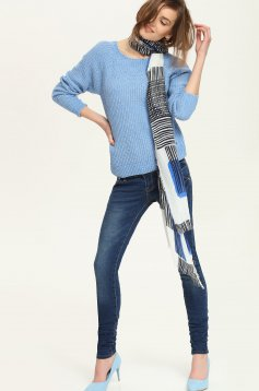 Pullover Top Secret S022630 Blau