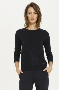 Top Secret S022660 DarkBlue Sweater
