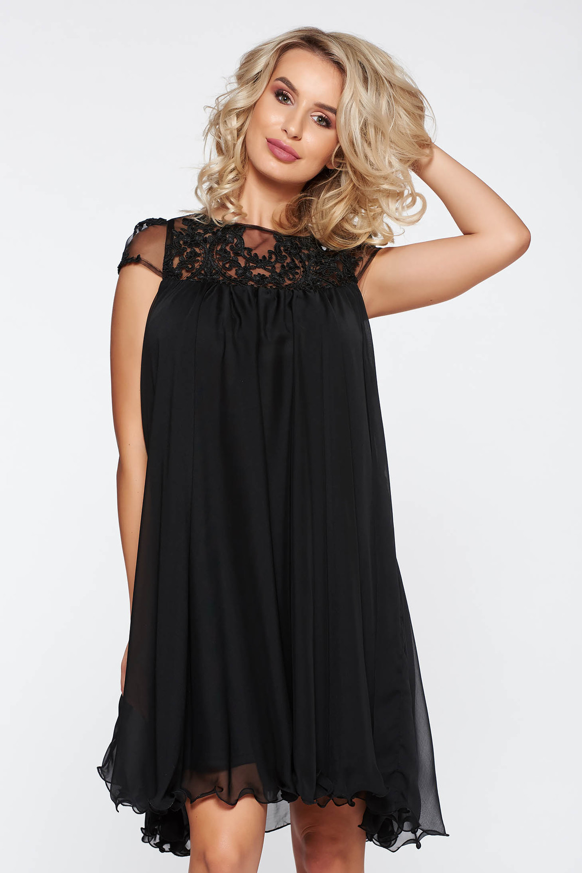 Rochie Artista Delight Events Black