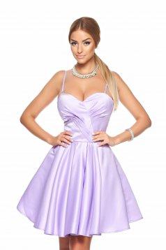 Artista Brillance Lila Dress