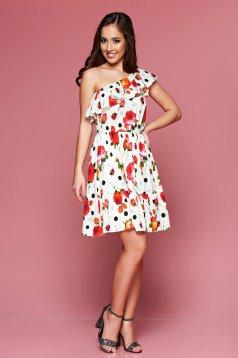 LaDonna Luminosity White Dress