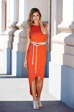 Daniella Cristea Gratitude Red Dress