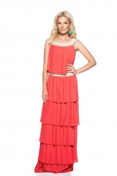 Daniella Cristea Iconic Style Red Dress