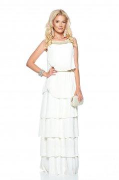 Daniella Cristea Iconic Style White Dress
