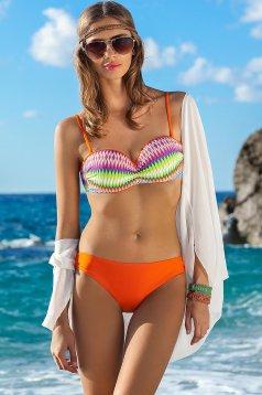 Rainbow Orange Swimsuit