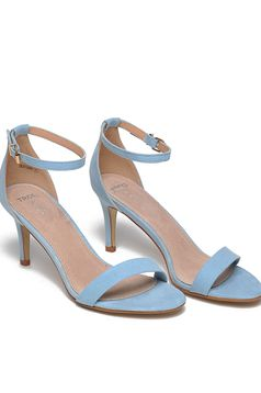 Top Secret S023279 Blue Shoes