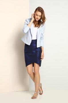Top Secret S023282 DarkBlue Skirt