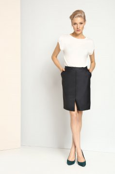 Top Secret S023387 DarkBlue Skirt