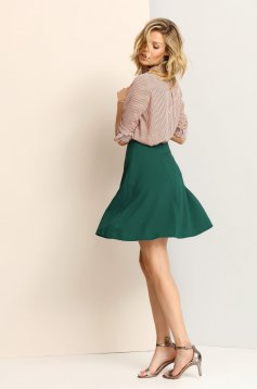 Top Secret S023412 Green Skirt