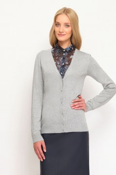 Top Secret SSW1770 Grey Sweater