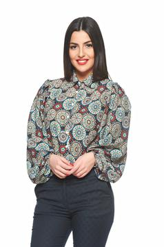 Camicia PrettyGirl Exclusive Model Marrone