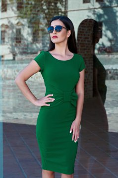 LaDonna Charming Match Green Dress