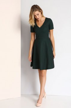 Top Secret S023683 DarkGreen Dress