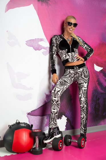 Ocassion Fancy And Chic Black Set