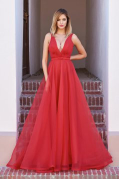 Ana Radu First Class Red Dress
