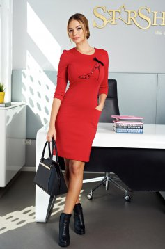 StarShinerS High Style Red Dress