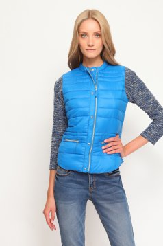 Top Secret S023909 Blue Vest