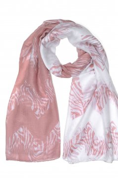 Top Secret S024074 Pink Scarf