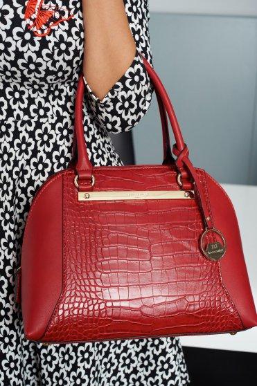 Business Line Red Bag
