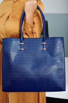 Engaging Style Blue Bag