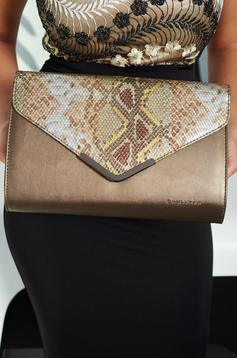 Gorgeous Look Brown Bag