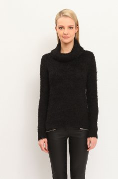 Top Secret S024134 Black Sweater