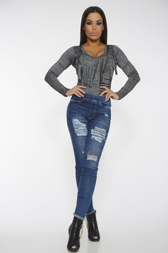 MissQ Perfect Cut Blue Jeans