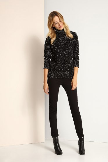 Top Secret S024210 Black Trousers