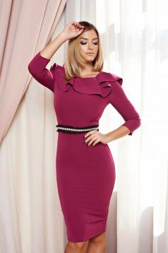 StarShinerS Lovely Romance Purple Dress