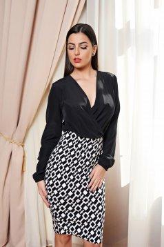 StarShinerS Special Diva Black Dress