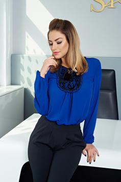 LaDonna Original Teacher Blue Blouse