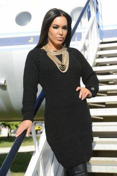 MissQ Warm Up Black Sweater