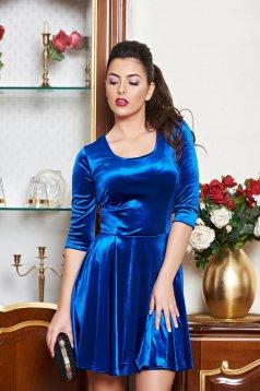 Artista Fashionable Event Blue Dress