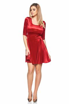 Artista Fashionable Event Red Dress