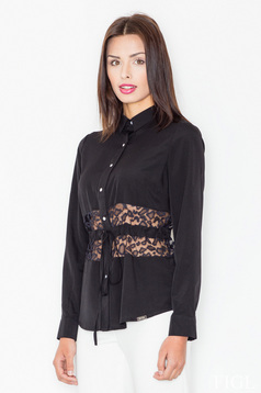 S025056 Black Blouse