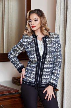 LaDonna Office Diva Brown Jacket