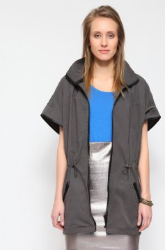 Top Secret S025105 Grey Vest
