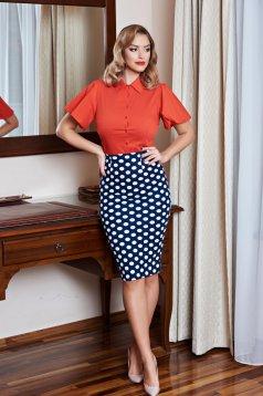 Fofy Sovereign DarkBlue Skirt
