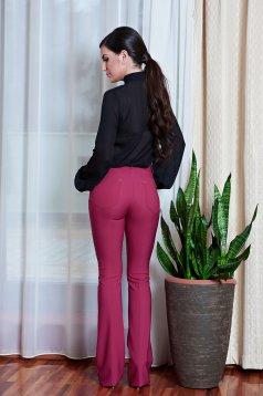 Daniella Cristea Senior Lady Fuchsia Trousers