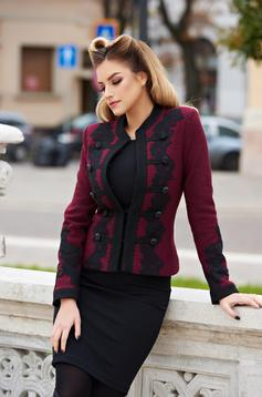 LaDonna Idolization Burgundy Jacket