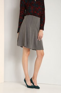 Top Secret S025157 DarkGrey Skirt