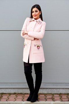 LaDonna Fabulous Winter Rosa Coat