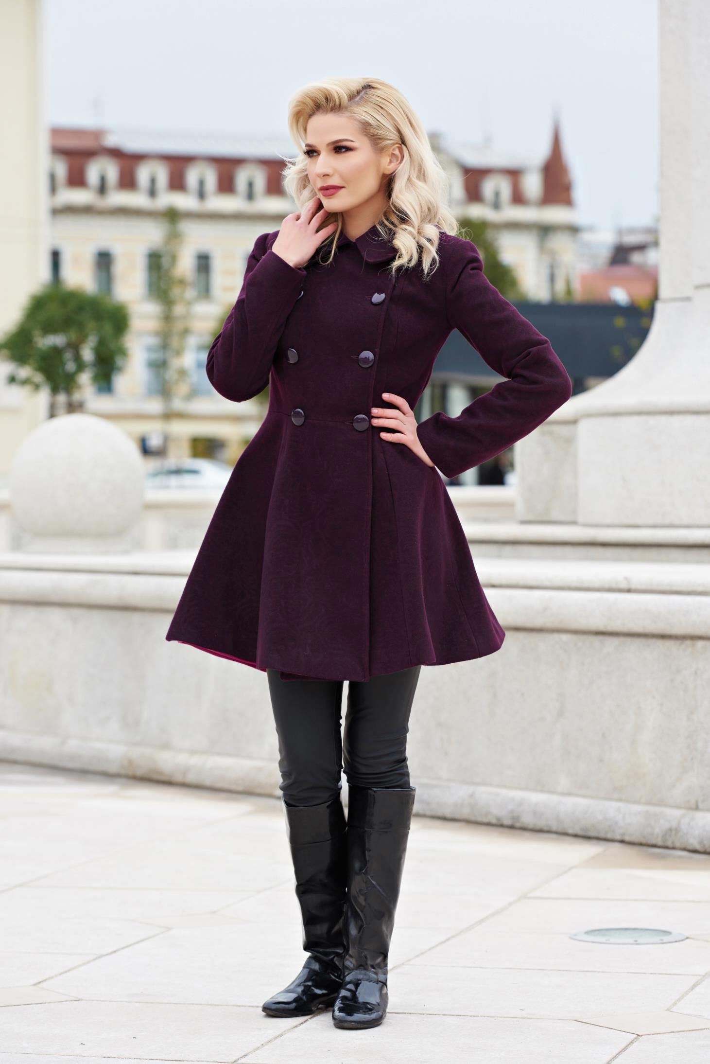 Palton LaDonna Fantastic Figure Purple