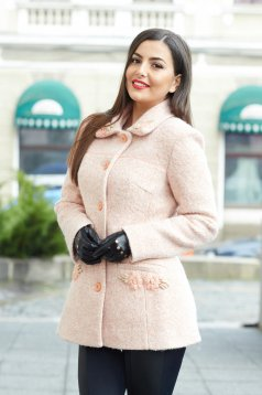 LaDonna Lovely Day Peach Coat