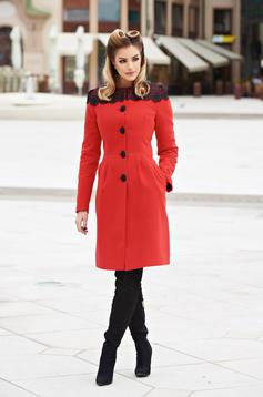 LaDonna Select Lady Red Coat